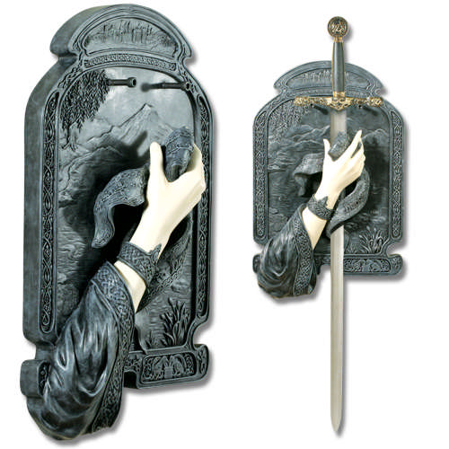Lady of the Lake Sword Holder