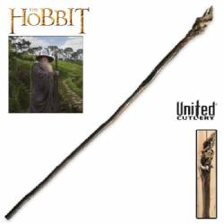 The Hobbit Gandalf Staff and Wall Display Plaque