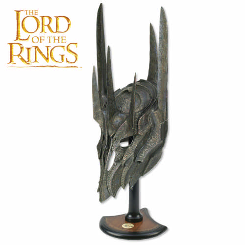 LOTR Limited Edition Helmet of Sauron